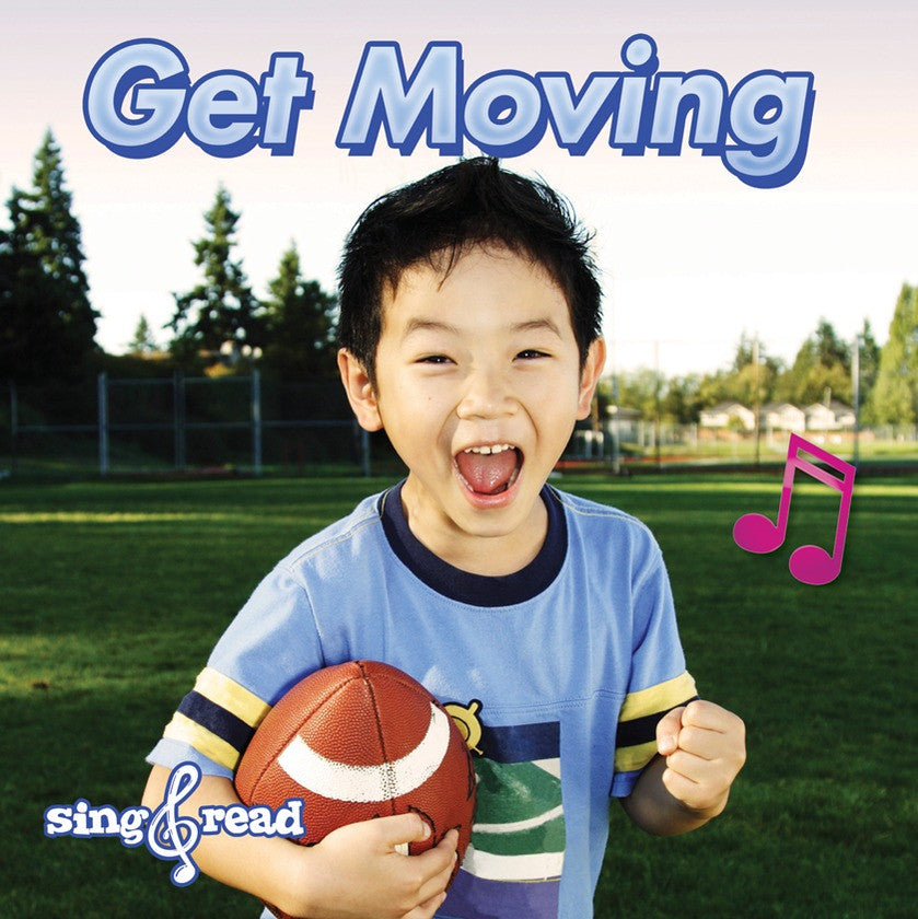 2013 - Get Moving (eBook)