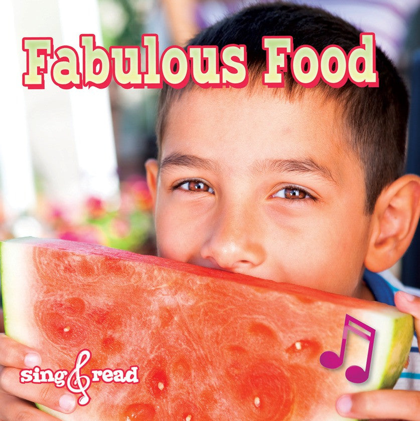 2013 - Fabulous Food (eBook)