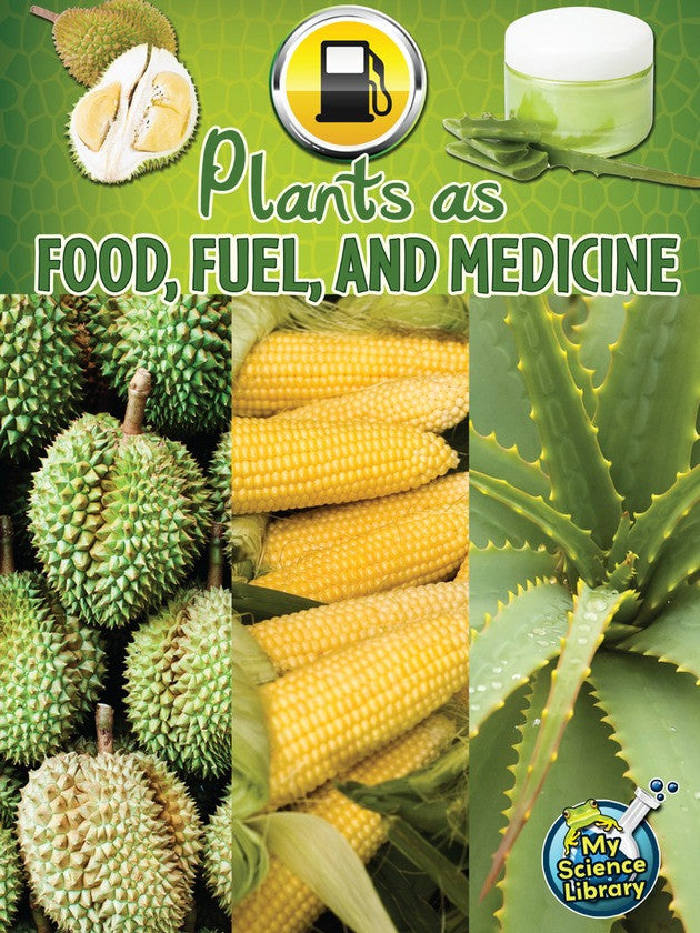 2013 - Plants As Food, Fuel, and Medicine (eBook)
