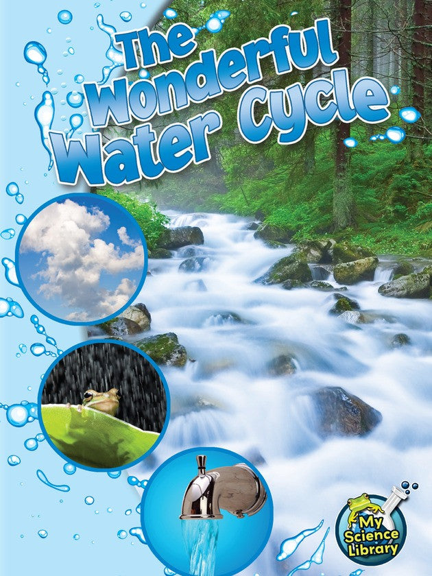 2013 - The Wonderful Water Cycle (eBook)