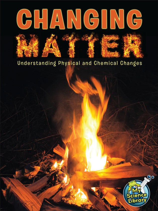 2013 - Changing Matter (eBook)