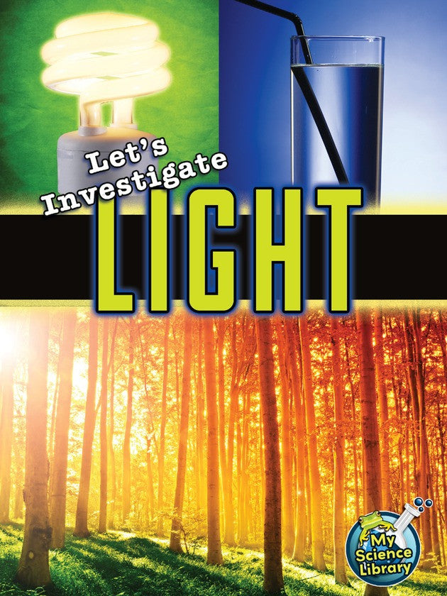 2013 - Let's Investigate Light (eBook)