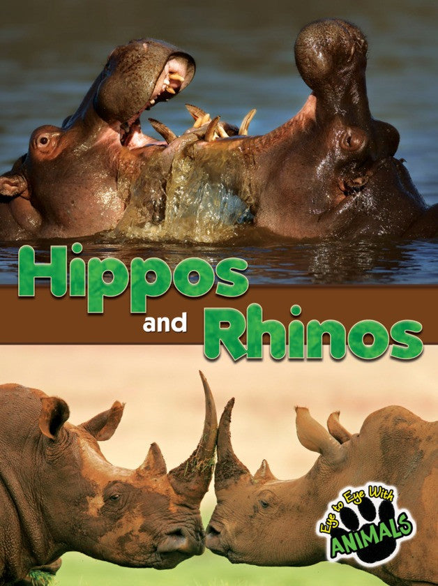 2013 - Hippos and Rhinos (eBook)