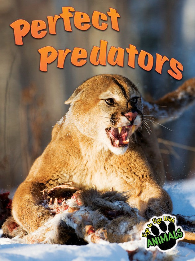 2013 - Perfect Predators (eBook)
