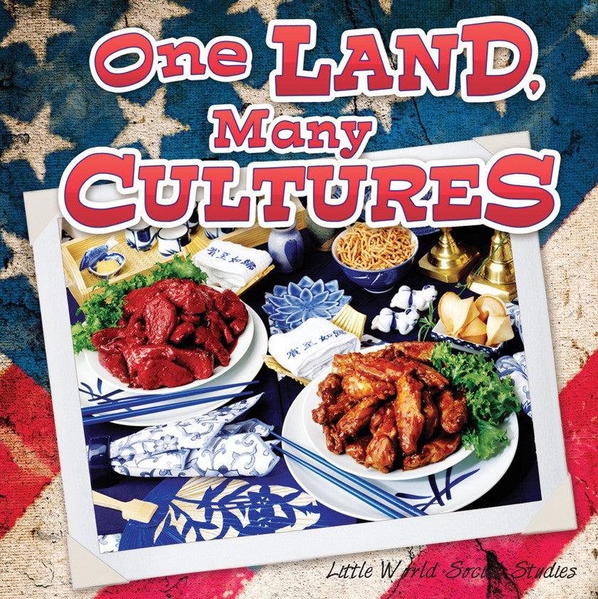 2013 - One Land, Many Cultures (Hardback)