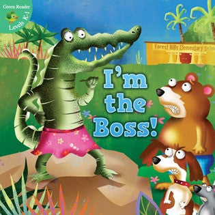 2013 - I'm the Boss (Paperback)