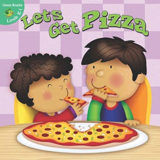 2013 - Let's Get Pizza (Hardback)