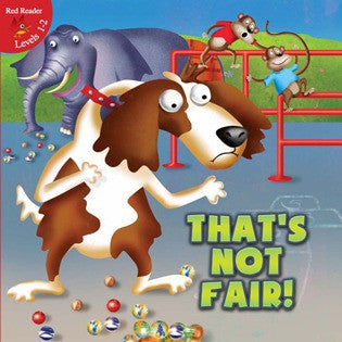 2013 - That's Not Fair! (Paperback)