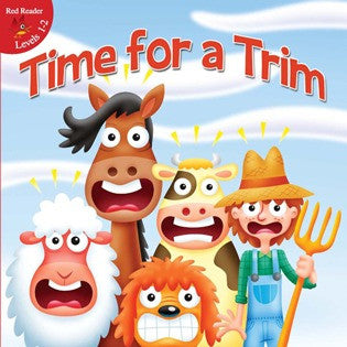 2013 - Time for a Trim (Paperback)