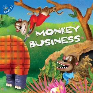2013 - Monkey Business (Paperback)
