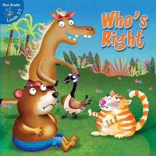 2013 - Who's Right (eBook)