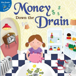 2013 - Money Down The Drain (Paperback)