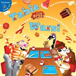 2013 - Table Wars! (Paperback)
