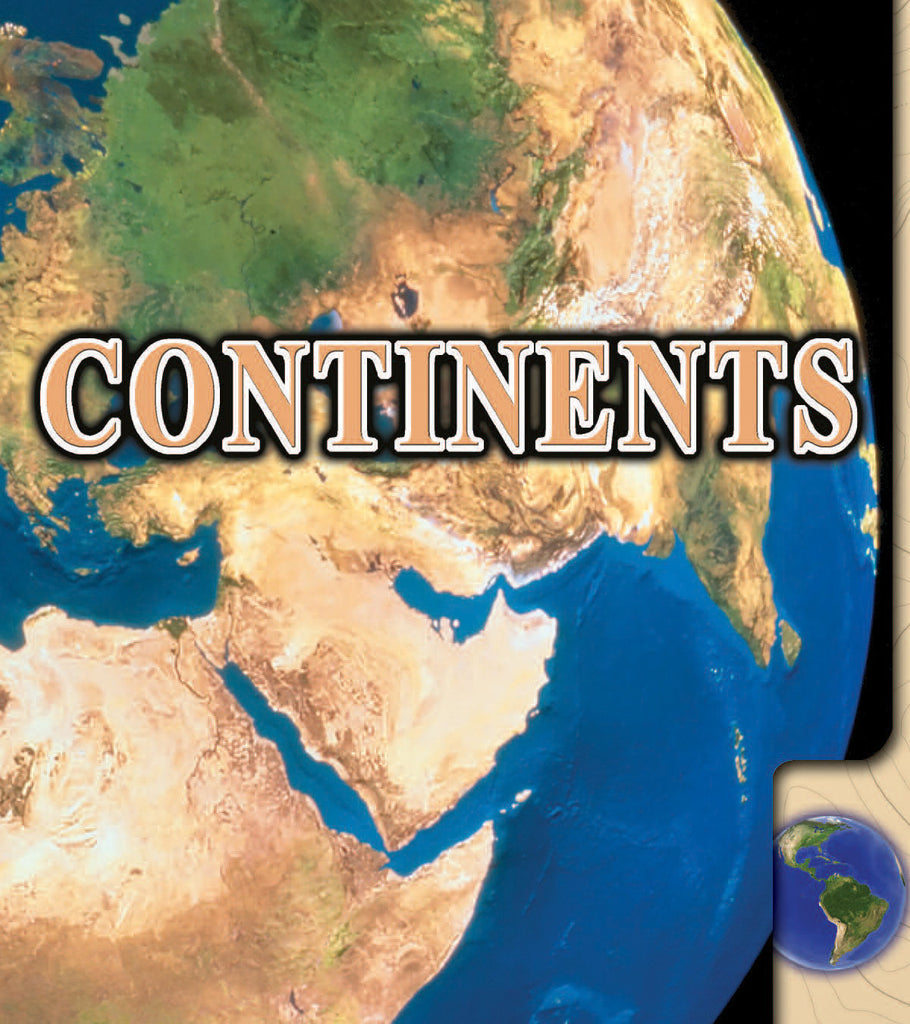 2008 - Continents (Paperback)