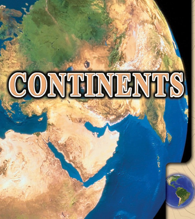 2008 - Continents (eBook)