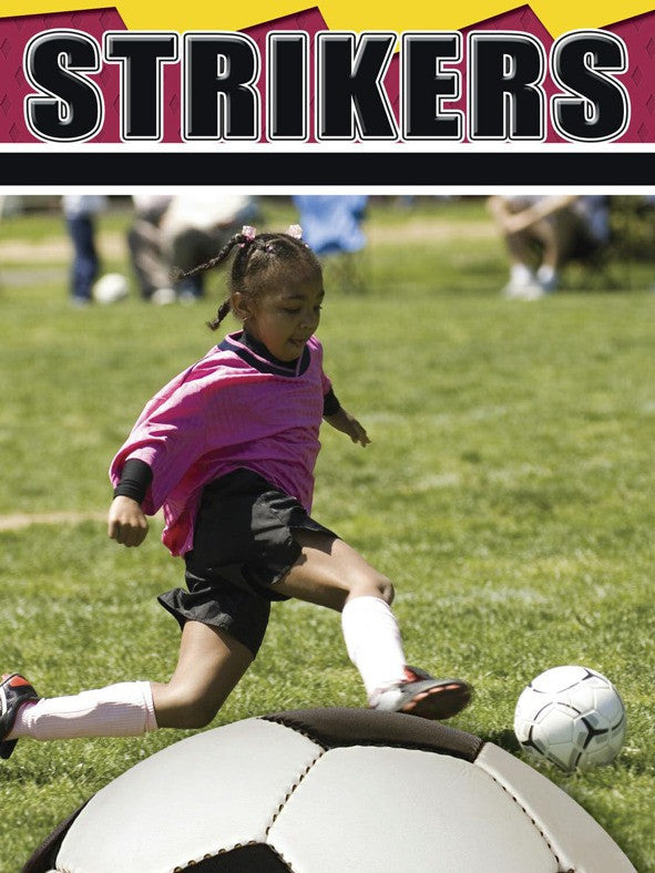 2008 - Strikers (eBook)