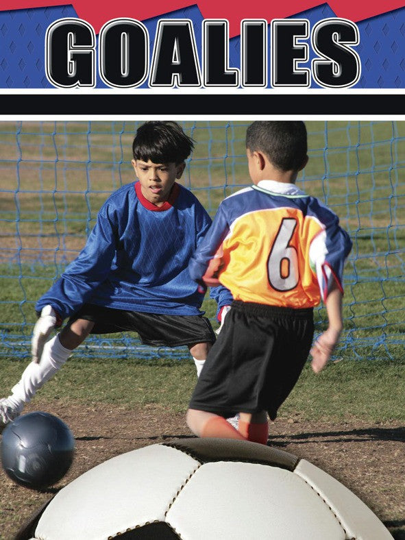 2008 - Goalies (eBook)