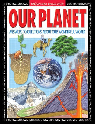2007 - Our Planet (eBook)