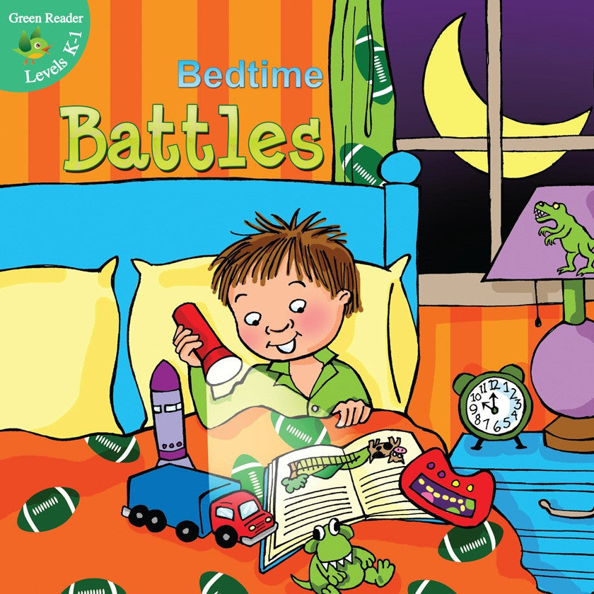 2012 - Bedtime Battles (eBook)