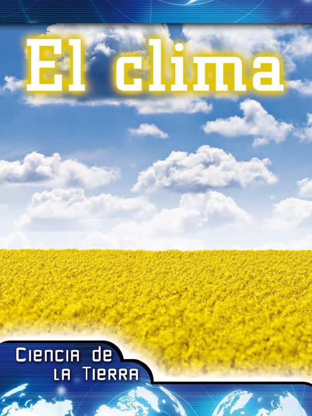 2013 - El clima (Weather)  (Paperback)