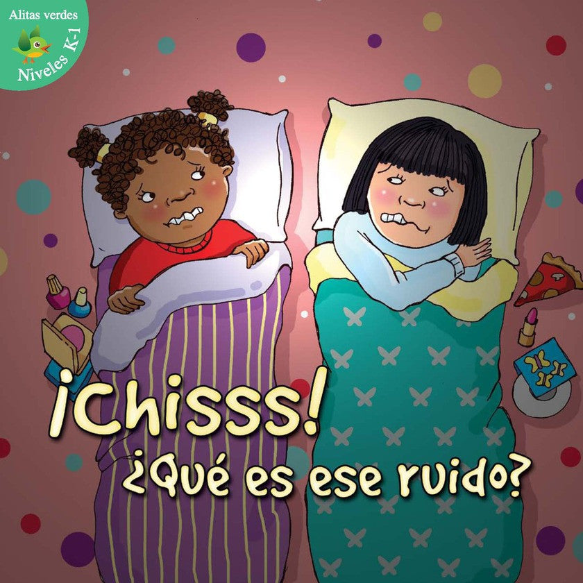 2012 - ¡Chisss! ¿Qué es ese ruido? (Shh! What's That Sound?)  (eBook)