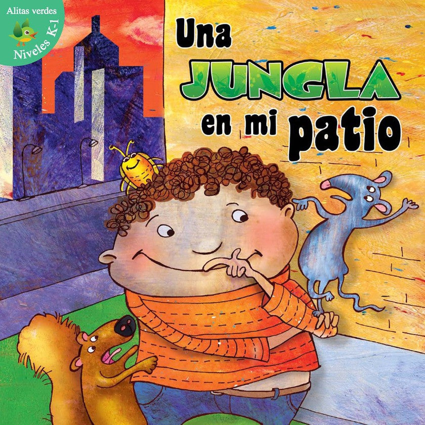 2012 - Una jungla en mi patio (The Jungle In My Yard)  (eBook)