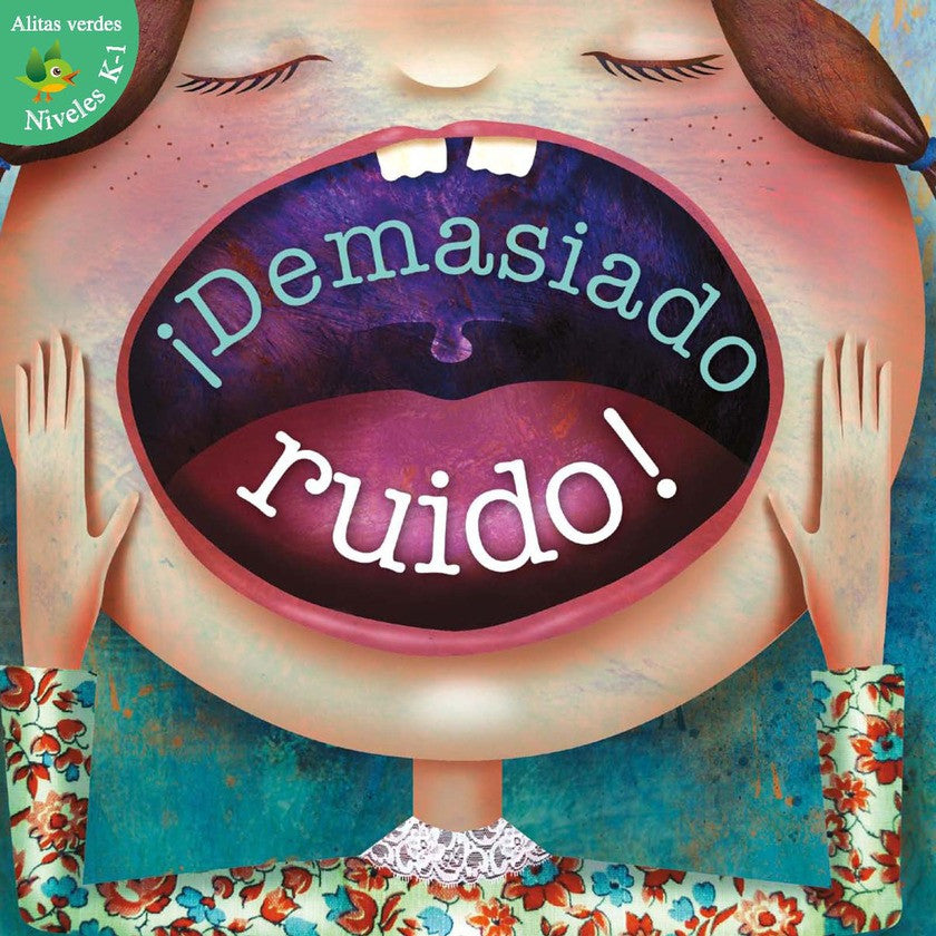 2012 - ¡Demasiado ruido! (Too Much Noise)  (eBook)