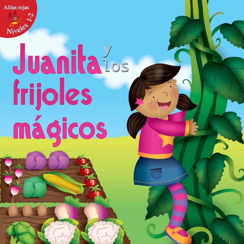 2012 - Juanita y los frijoles mágicos (Jill and The Beanstalk)  (eBook)