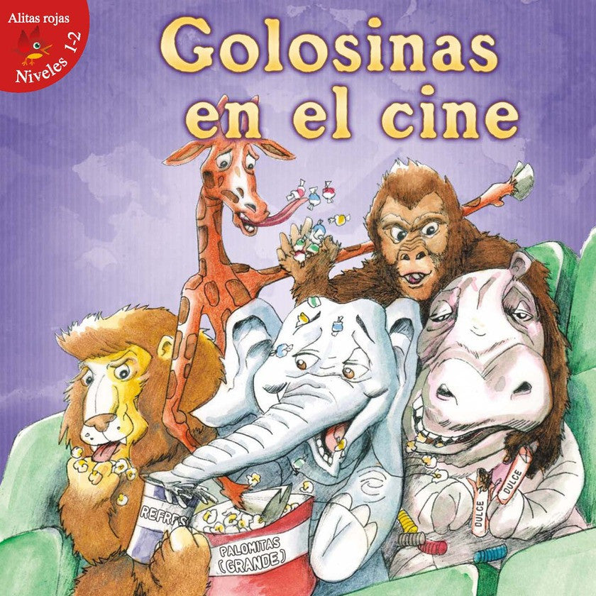 2012 - Golosinas en el cine (Movie Munchies) (Paperback)