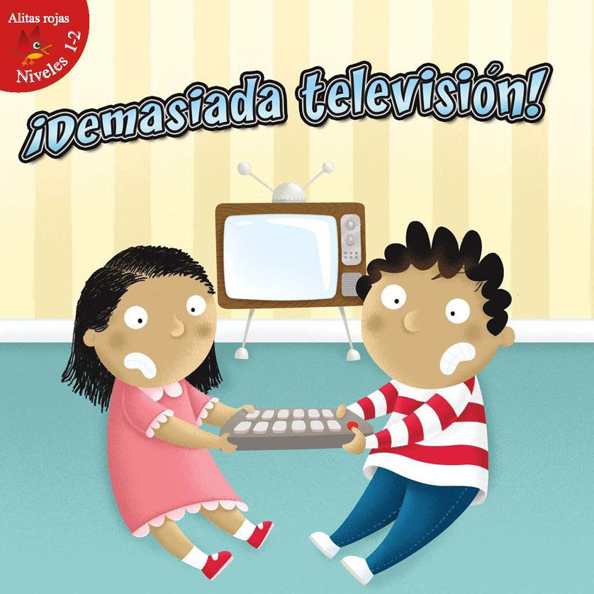 2012 - ¡Demasiada televisión! (Too Much TV!)  (eBook)