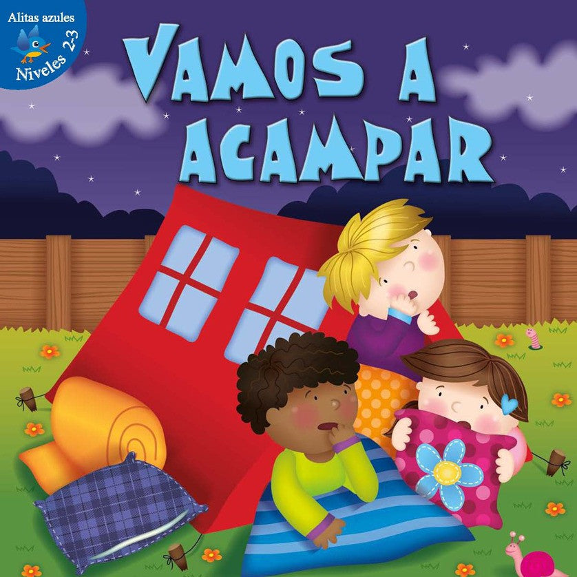 2012 - Vamos a acampar (Camping Out)  (eBook)
