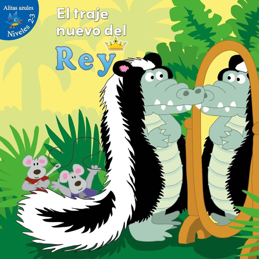 2012 - El traje nuevo del rey (The King's New Clothes)  (eBook)