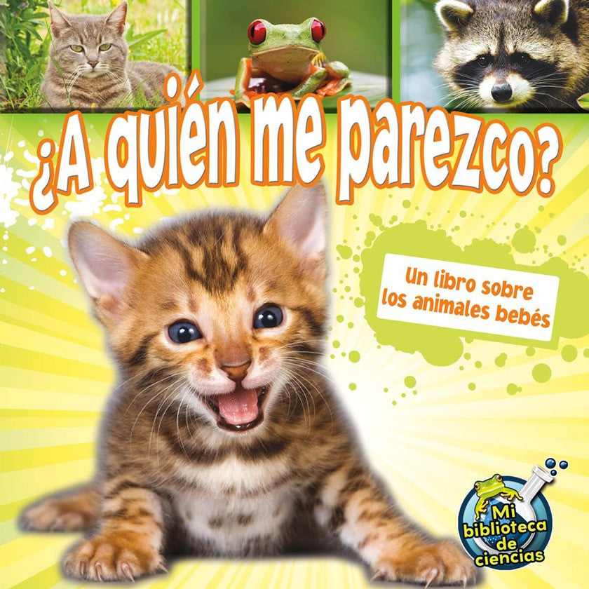 2012 - ¿A quién me parezco? (Who Do I Look Like?) (Paperback)