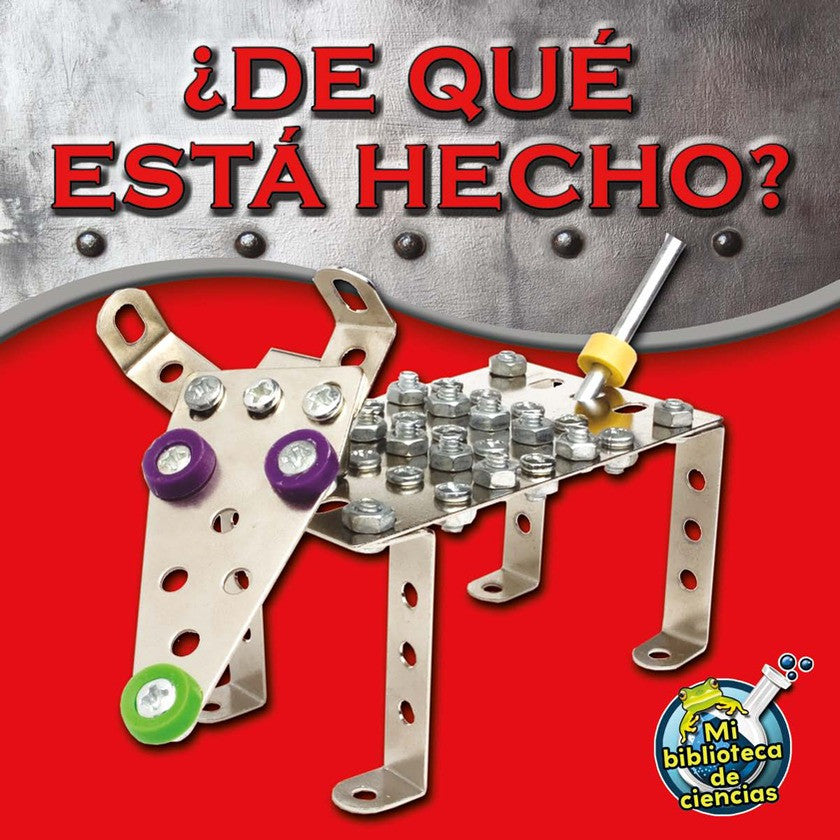 2012 - ¿De qué está hecho? (What Is It Made Of?) (Paperback)