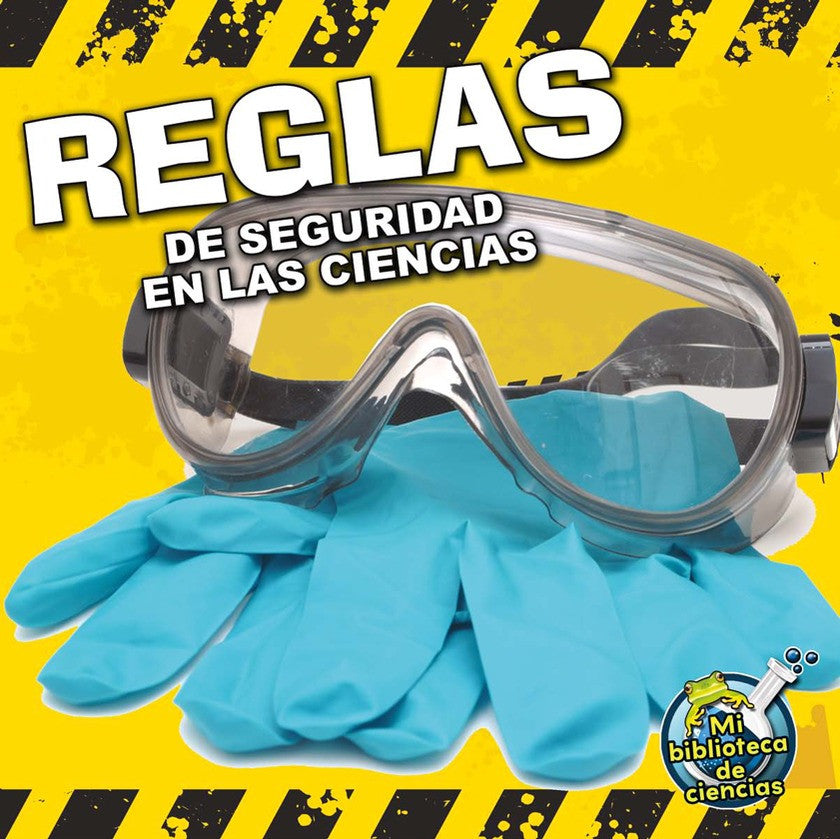 2012 - Reglas de seguridad en las ciencias (Science Safety Rules) (Paperback)