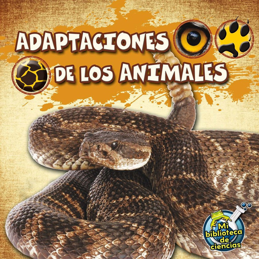 2012 - Adaptaciones de los animales (Animal Adaptations) (Paperback)