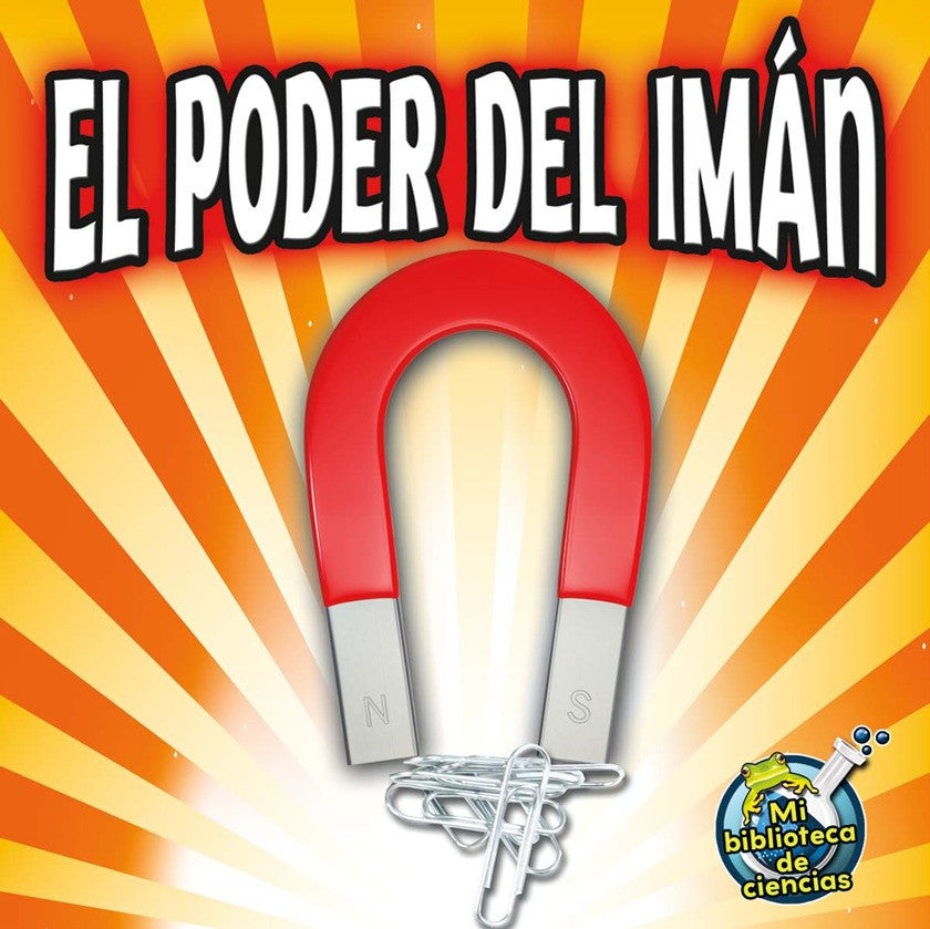 2012 - El poder del imán (Magnet Power) (eBook)