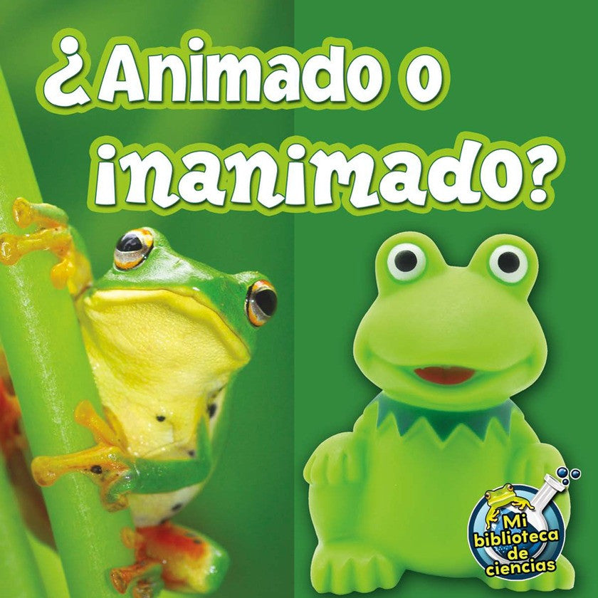 2012 - ¿Animado o inanimado? (Living Or Nonliving?) (Paperback)