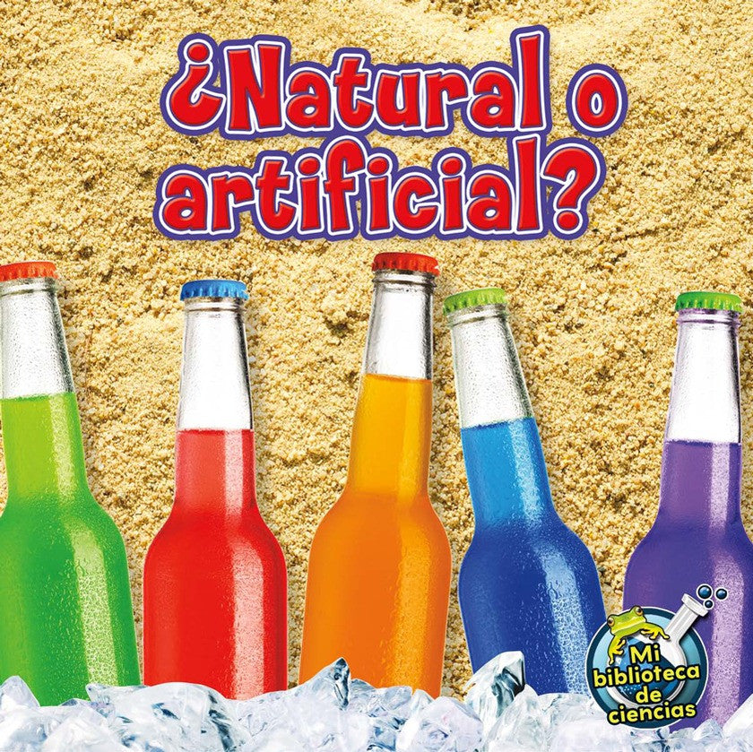 2012 - ¿Natural o artificial? (Natural Or Man-Made?) (Paperback)
