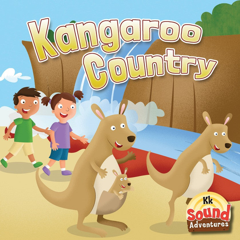 2013 - Kangaroo Country  (eBook)