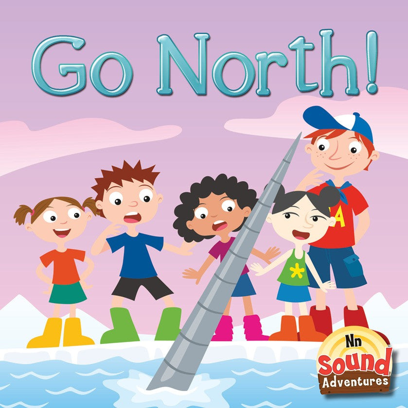 2013 - Go North!  (eBook)