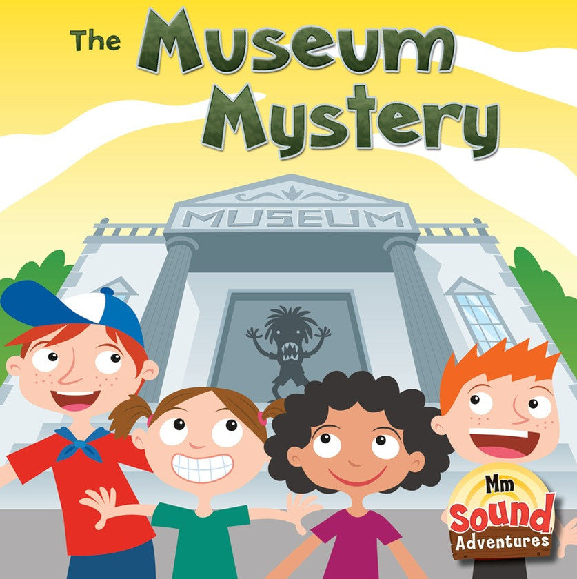 2013 - The Museum Mystery  (eBook)