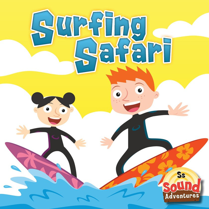 2013 - Surfing Safari  (eBook)