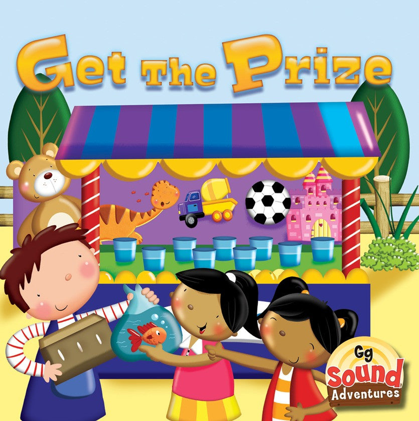 2013 - Get The Prize  (eBook)