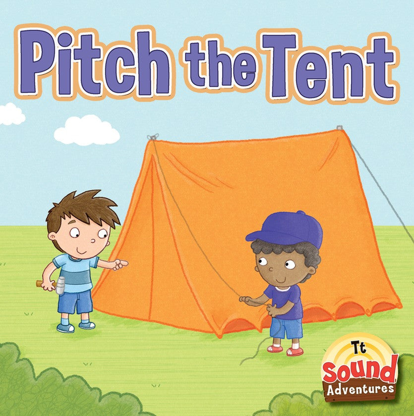 2013 - Pitch The Tent  (eBook)