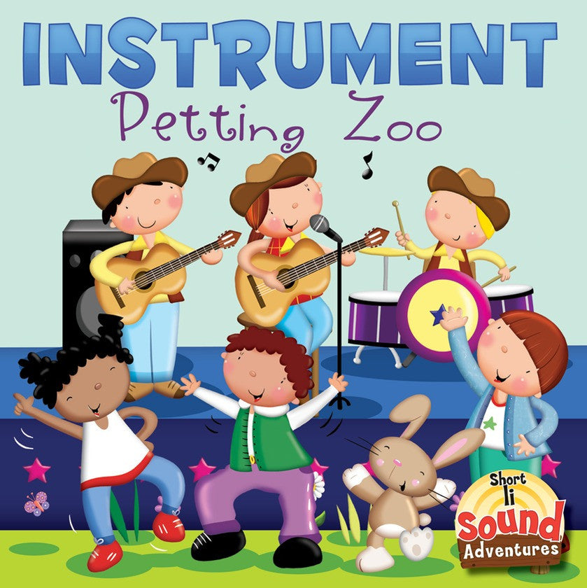 2013 - Instrument Petting Zoo  (eBook)