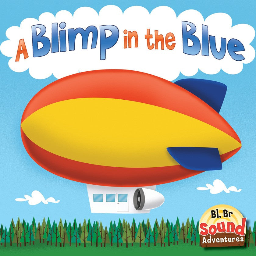 2013 - A Blimp In The Blue  (eBook)
