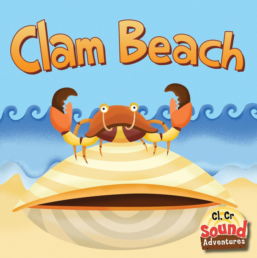 2013 - Clam Beach  (eBook)