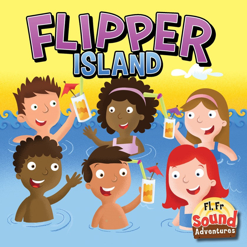 2013 - Flipper Island  (eBook)