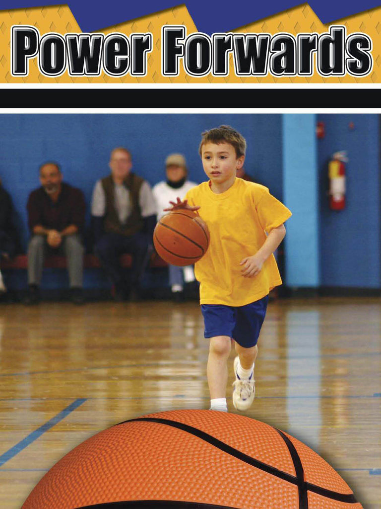 2008 - Power Forwards (eBook)
